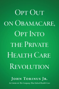 Opt Out on Obamacare cover
