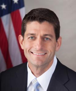 U.S. Congressman Paul Ryan