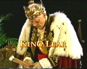 Donald Trump King Lear